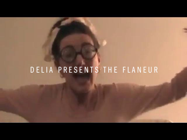 Delia presents the 'Flaneur'_640x480